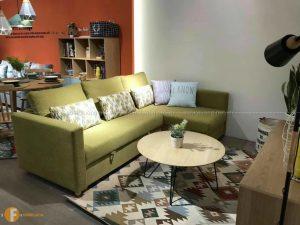Sofa giường thông minh - ảnh thật tại Showroom Nội thất nhập khẩu