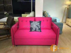 Chọn mua sofa giường thông minh nhập khẩu cho người độc thân