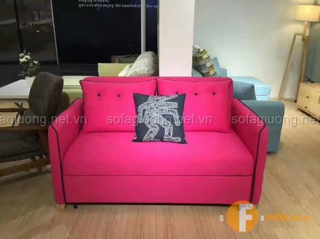 Chiếc sofa giường thông minh với kích thước nhỏ thu hút mọi ánh nhìn