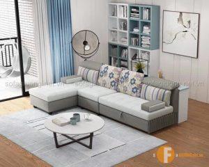 Ghế sofa kiêm giường ngủ kết hợp bàn trà mặt đá kiểu dáng đơn giản nhưng có sức hút khó cưỡngGhế sofa kiêm giường ngủ kết hợp bàn trà mặt đá kiểu dáng đơn giản nhưng có sức hút khó cưỡng