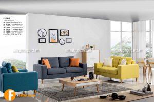 Mua sofa phòng khách gam màu trầm mang đến cho không gian nhiều ưu điểm bất ngờ