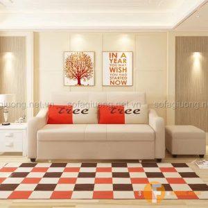 Những lưu ý về hướng đặt ghế sofa giường nhập khẩu thuận tiện cho sinh hoạt