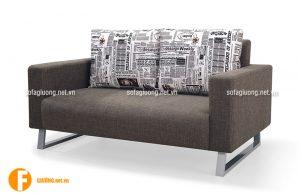 Ghế sofa giường thông minh bằng nỉ vải cao cấp