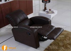 Ghế sofa thư giãn thiết kế dạng đơn