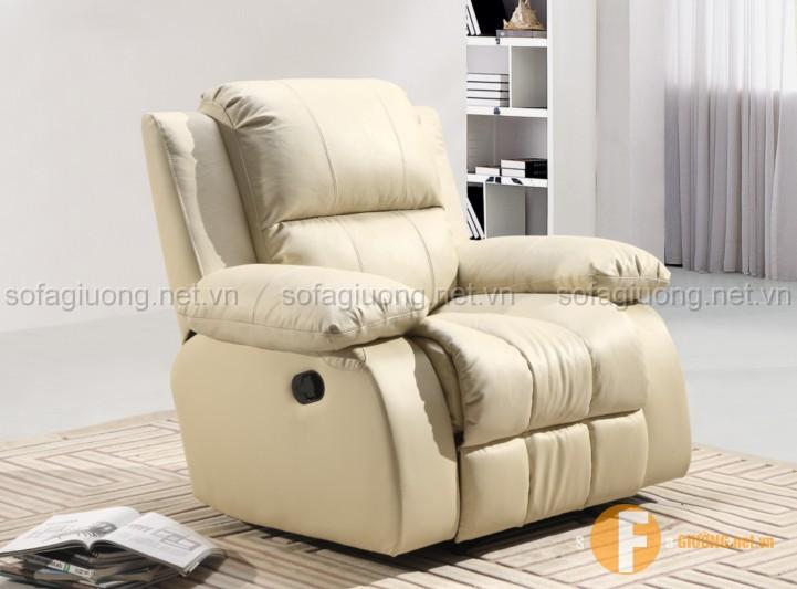 Ghế sofa thư giãn đơn cũng là một lựa chọn hợp lý cho nhu cầu thư giãn cá nhân trong ngôi nhà của bạn